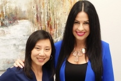 Aimee Nguyen MD and Jennifer Sheehan