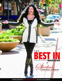The BEST In Collin County Magazine: 2015 January Edition