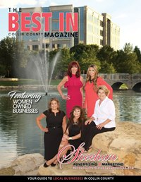 The BEST in Colin County Magazine July 2017