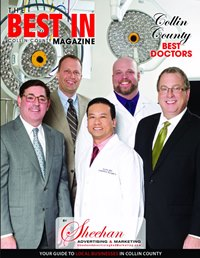 The BEST in Collin County Magazine Jan 2016 edition