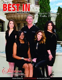 The BEST in Collin County Magazine Jan 2017 edition