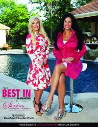 The BEST In Collin County Magazine: 2015 May Edition