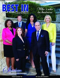 The BEST in Collin County Magazine May 2016 edition